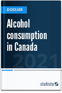 Alcohol consumption in Canada