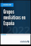 Grupos mediáticos en España