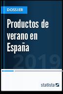 Productos de verano en España