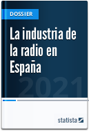 La industria de la radio en España