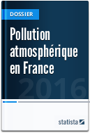 Pollution atmosphérique en France