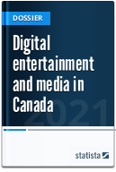 Digital entertainment and media in Canada