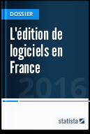 L'édition de logiciels en France