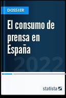 El consumo de prensa en España