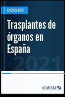 Trasplantes de órganos en España
