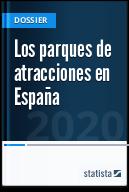 Los parques de atracciones en España