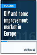 DIY and home improvement market in Europe