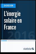 L'énergie solaire en France