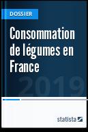 Consommation de légumes en France