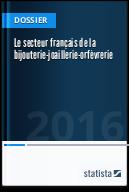 Le secteur français de la bijouterie-joaillerie-orfèvrerie