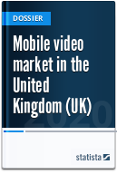 Mobile video market in the United Kingdom (UK)
