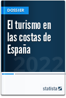 El turismo en las costas de España