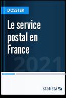 Le service postal en France