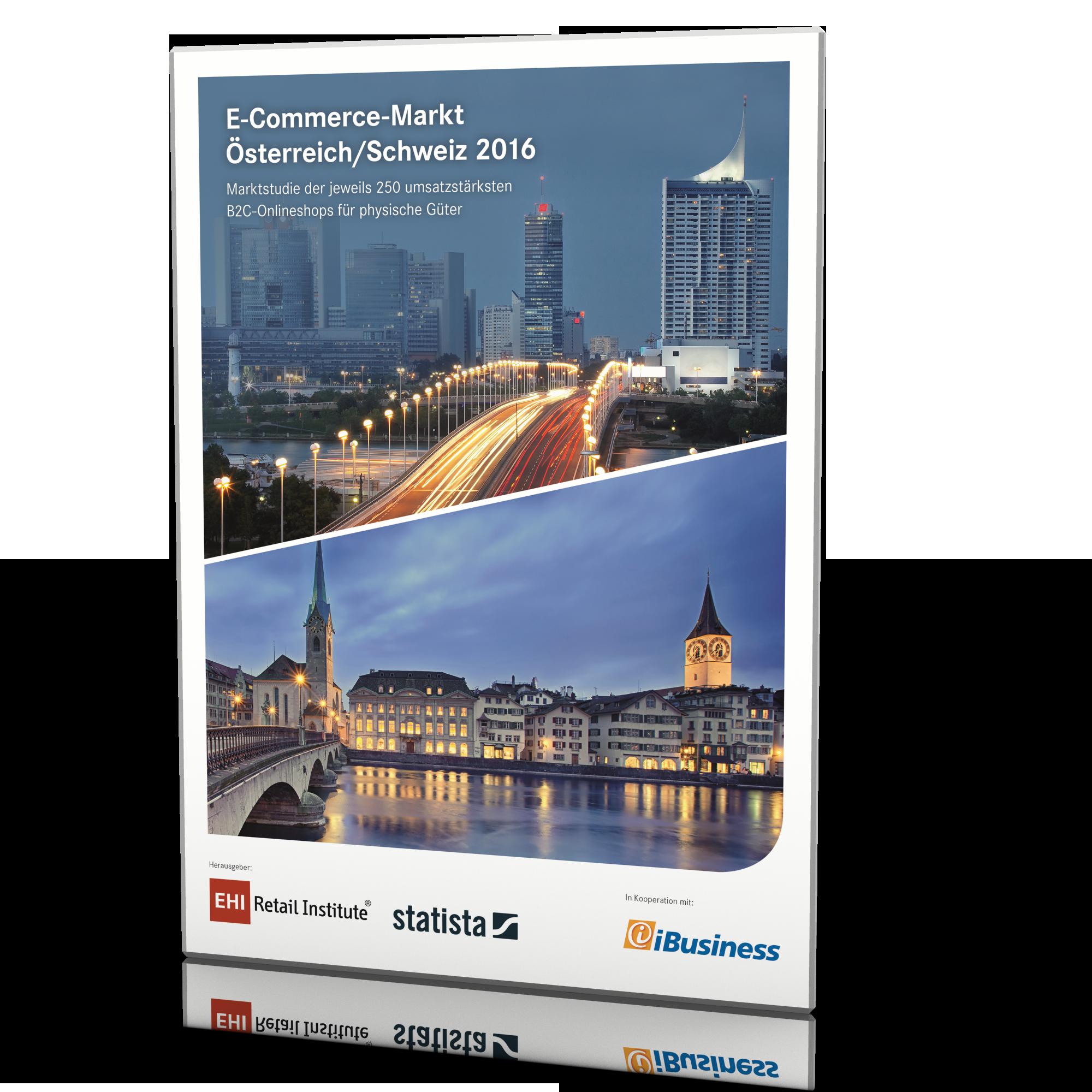 E-Commerce-Markt Österreich/Schweiz 2016