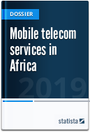 Mobile telecom services in Africa