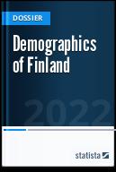 Demographics of Finland
