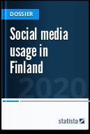 Social media usage in Finland