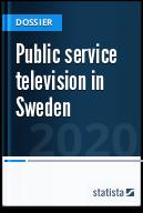 Public service television in Sweden
