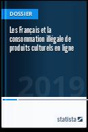 Les Français et la consommation illégale de produits culturels en ligne