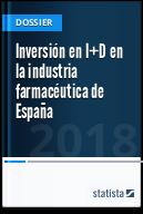 Inversión en I+D en la industria farmacéutica de España