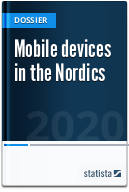 Mobile devices in the Nordics