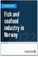 Fish and seafood industry in Norway