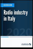 Radio industry in Italy