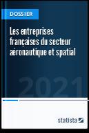 Les entreprises françaises du secteur aéronautique et spatial