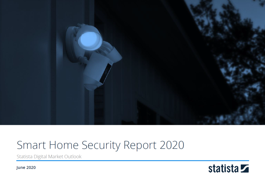 Smart Home Report 2020 - Gebäudesicherheit