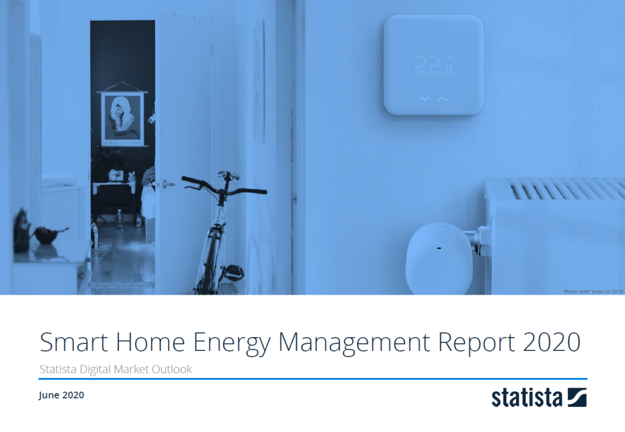 Smart Home Report 2018 - Energy Management