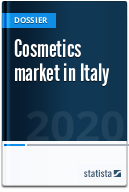 Cosmetics market in Italy