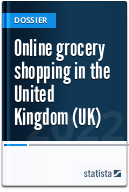 UK consumers: Online grocery shopping