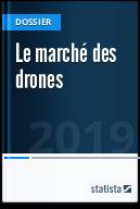 Le marché des drones