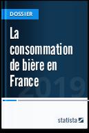 La consommation de bière en France
