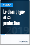 Le champagne et sa production