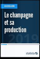 Le champagne et sa production