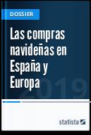 Las compras navideñas en España y Europa
