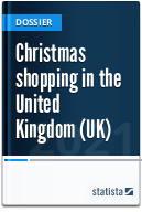Christmas shopping in the United Kingdom (UK)
