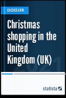 Christmas shopping in the United Kingdom (UK)