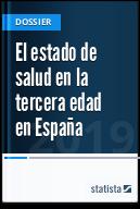 El estado de salud en la tercera edad en España