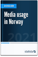 Media usage in Norway