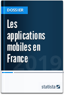 Les applications mobiles en France