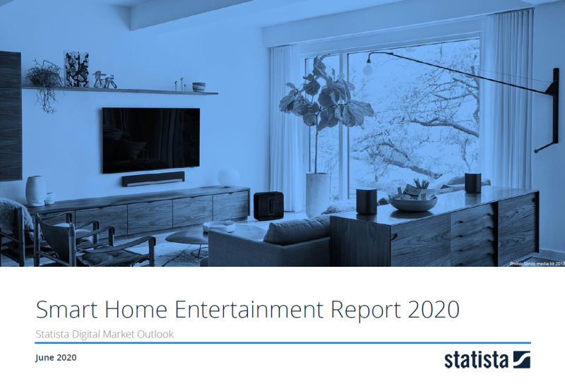 Smart Home Report 2020 - Home Entertainment