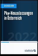 Pkw-Neuzulassungen in Österreich