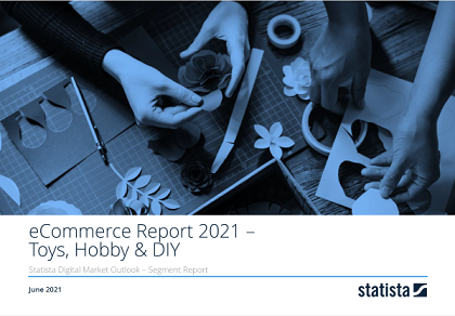 Toys, Hobby & DIY eCommerce report 2020