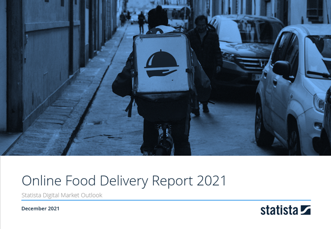 eServices Report 2019 - Online Food Delivery | Statista