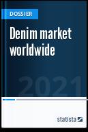 Denim market worldwide
