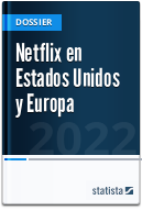 Netflix en Estados Unidos y Europa