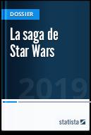 La saga de Star Wars