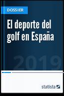 El deporte del golf en España